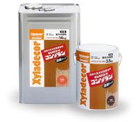 高耐久性木材保護塗料「キシラデコール コンゾラン」(水性・造膜タイプ)